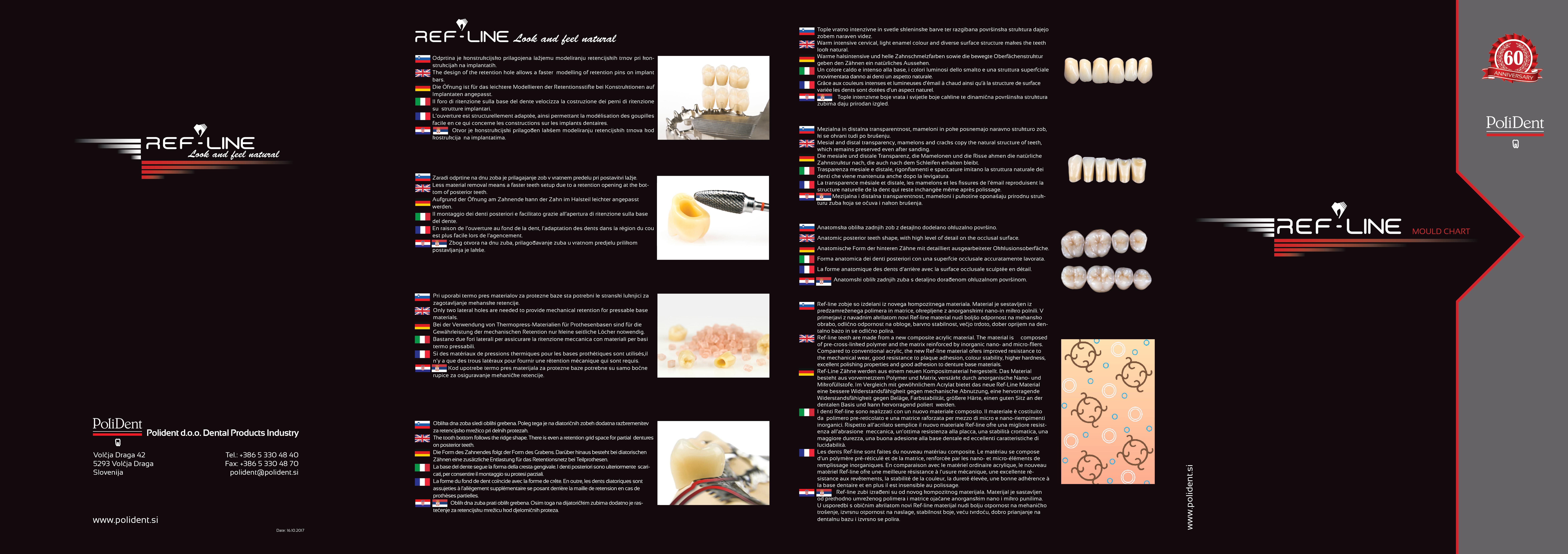 Catalog Răng Ref-Line