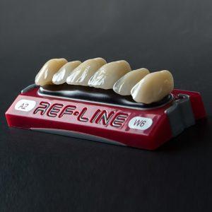 Răng nhựa tháo lắp Ref-Line